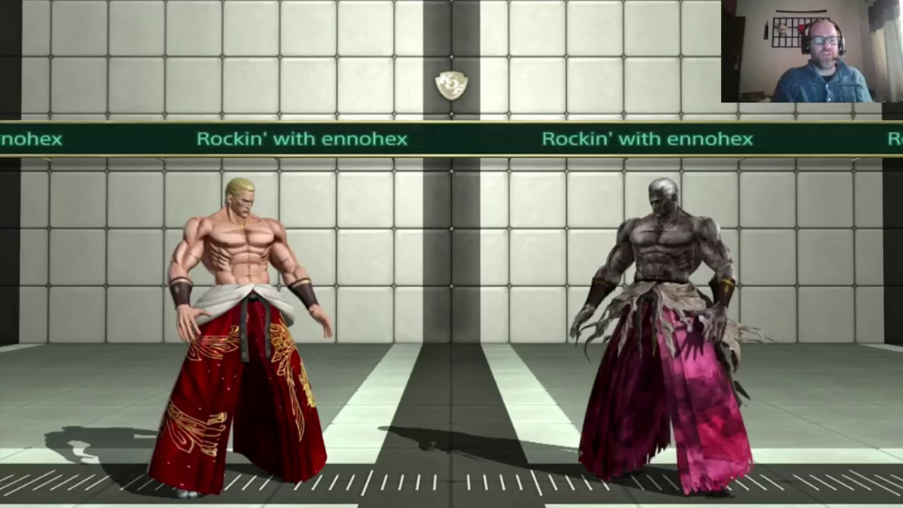 Tekken 7 Geese Howard Trailer Breakdown And Thoughts Youtube