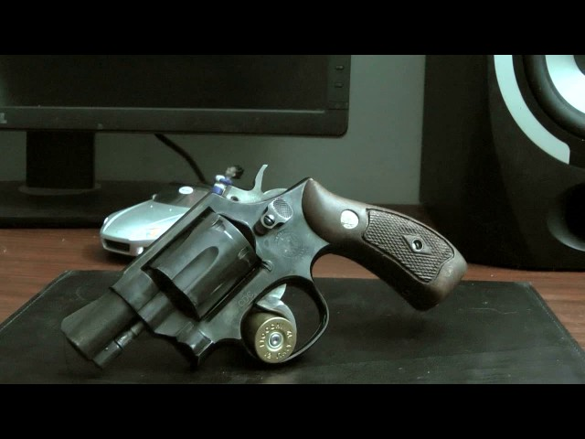 S&W Model 10 実銃レビュー Part 2