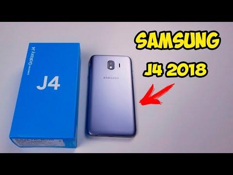 Обзор и впечатления Samsung J4 2018