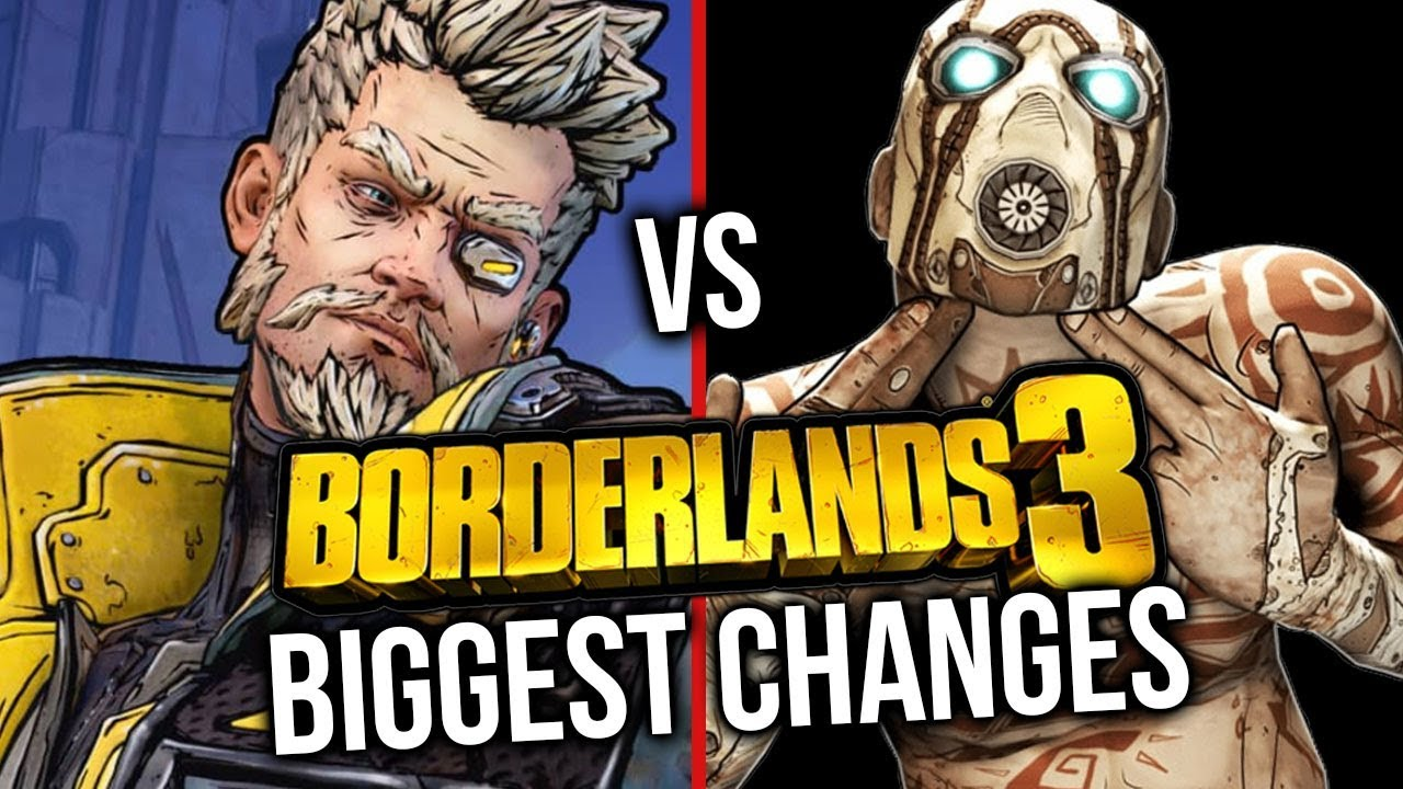 Technology: The biggest changes coming to Borderlands 3 - PressFrom - US