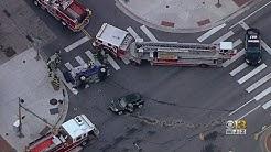 Serious Crash In West Baltimore Along MLK, Pennsylvania Avenue