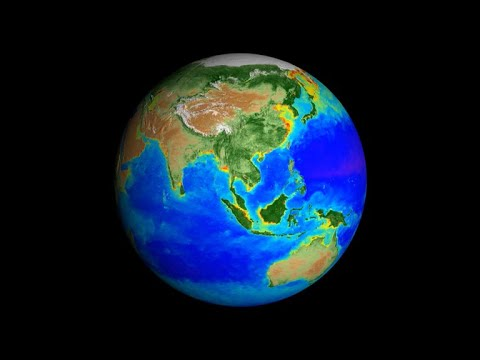 NASA's 20-year time-lapse shows how Earth is changing
