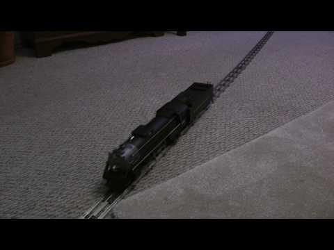 Lionel Delaware, Lackawanna & Western 4 8 4 Locomotive and Tender 6   18003