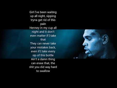 Chris Brown - Play Me (Lyrics)