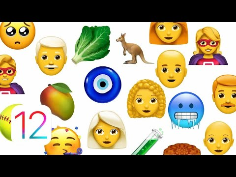download emoji ios 12.1 for android