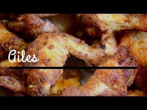 Recette d'ailes de poulet simple et très rapide ♡