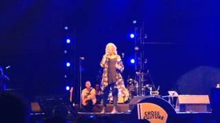 Darlene Zschech shares her testimony at Cross Culture Music Festival, Hyderabad, India