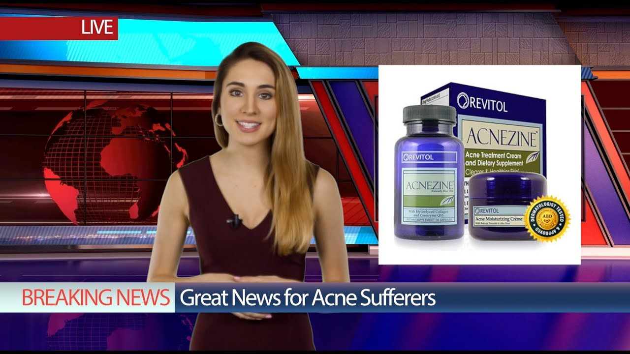 Revitol Acnezine Best Acne Cream For Skin The Health Gate