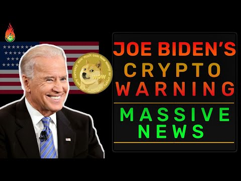 DOGECOIN HOLDERS NEED TO BE CAREFUL AFTER BIDEN DID THIS | DOGECOIN NEWS