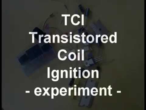 TCI - Transistored Coil Ignition