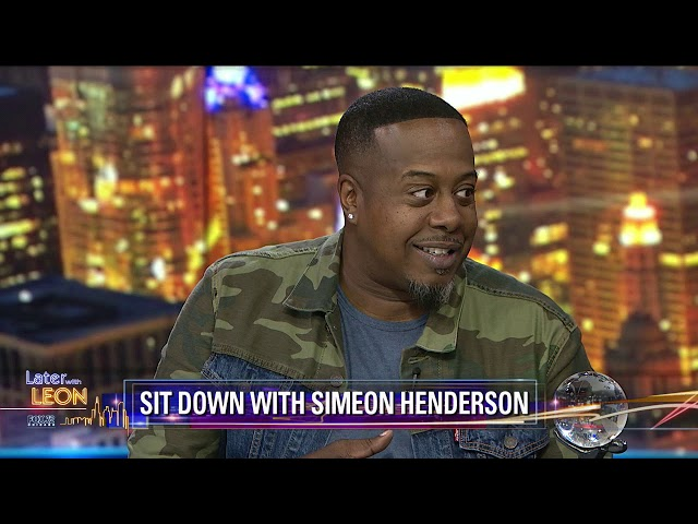 Simeon Henderson on