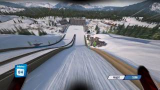 Vancouver 2010 - Ski Jumping - PC GAME