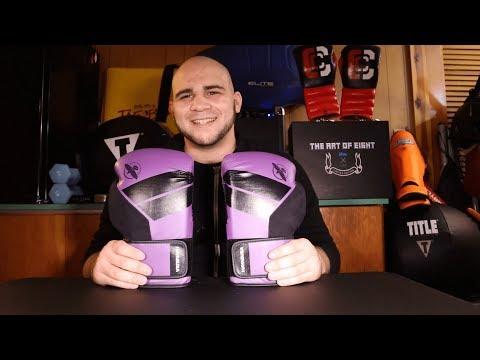 Best Beginner's Boxing Glove: Hayabusa S4 Training Gloves Review