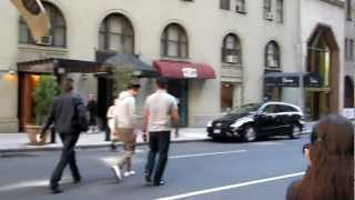 Liam Payne leaving the hotel 4/7/12 before SNL Thumbnail