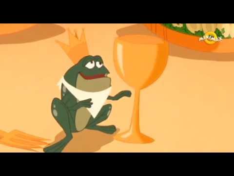 Simsala Grim - Začarani žabac ( SRPSKI )