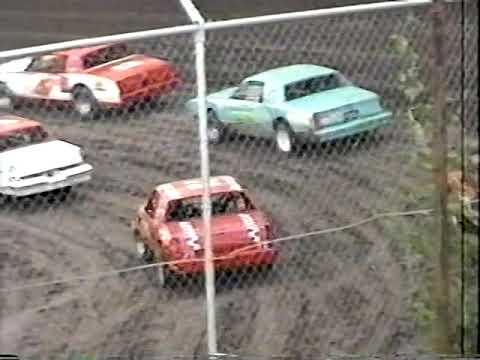 7-21-01 Peoria Speedway