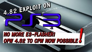 PS3 4.82 EXPLOIT - IT ACTUALLY WORKS!