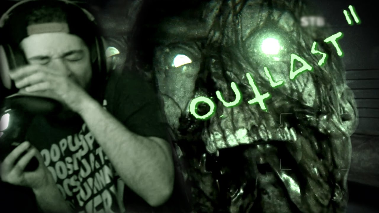 THE WORST JUMPSCARE YET! (Outlast 2 Part 4)