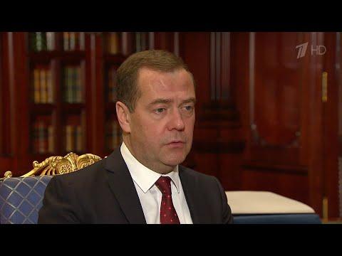 Д.Медведев поручил главе Удмуртии обратить внимание на оснащение поликлиник и больниц в регионе.
