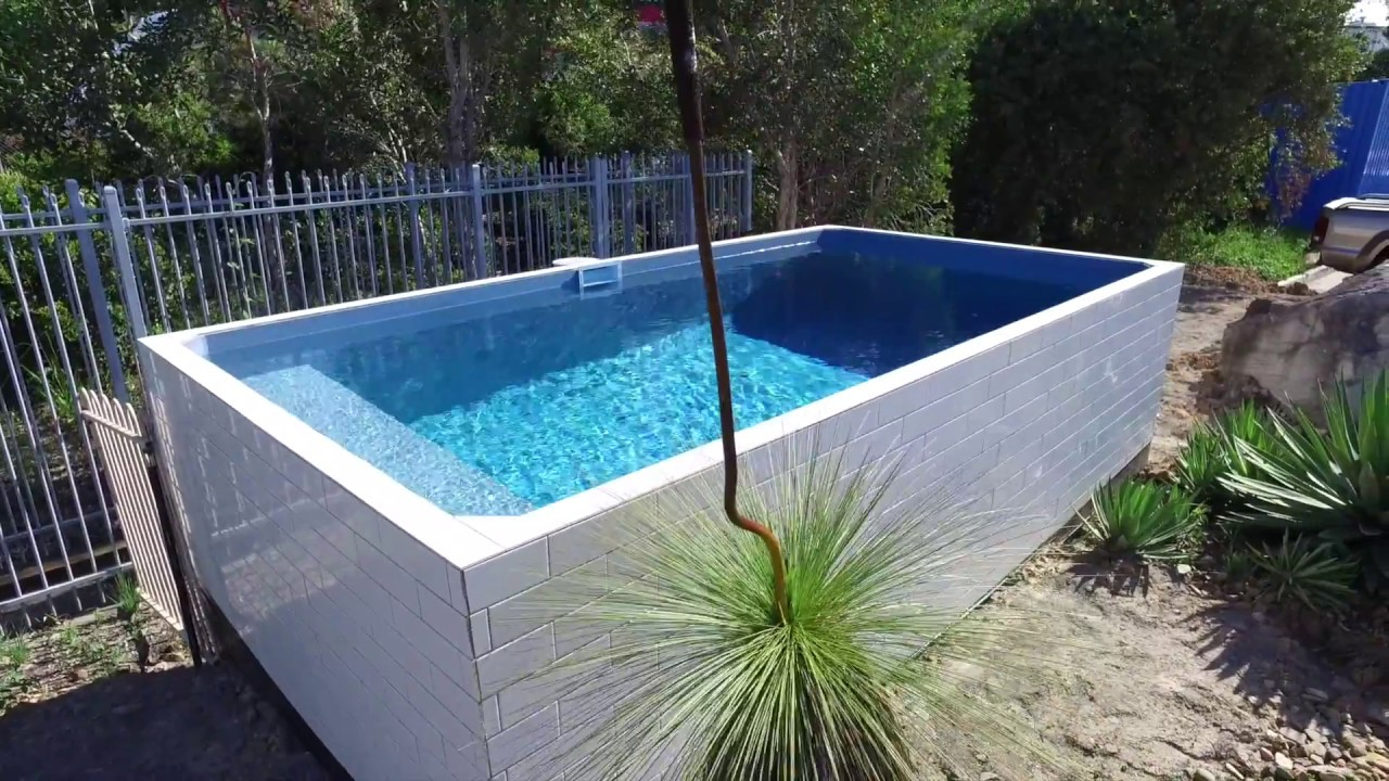 The Plunge Pool Company Enjoy Your Pool In Days Not Months