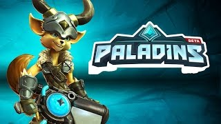 PALADINS: CHAMPIONS OF THE REALM - GAMEPLAY!