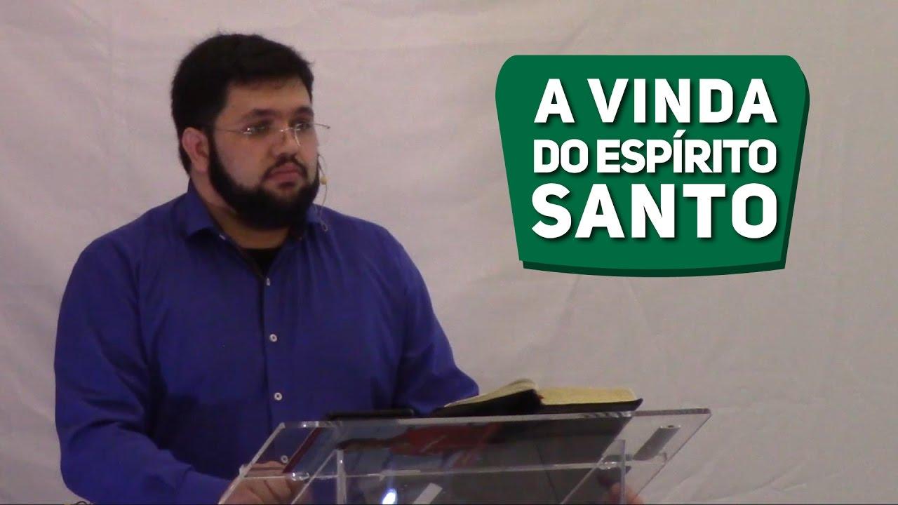 A VINDA DO ESPÍRITO SANTO | Jonatas Miranda