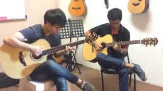 (Sungha Jung)On A Brisk Day - Cover