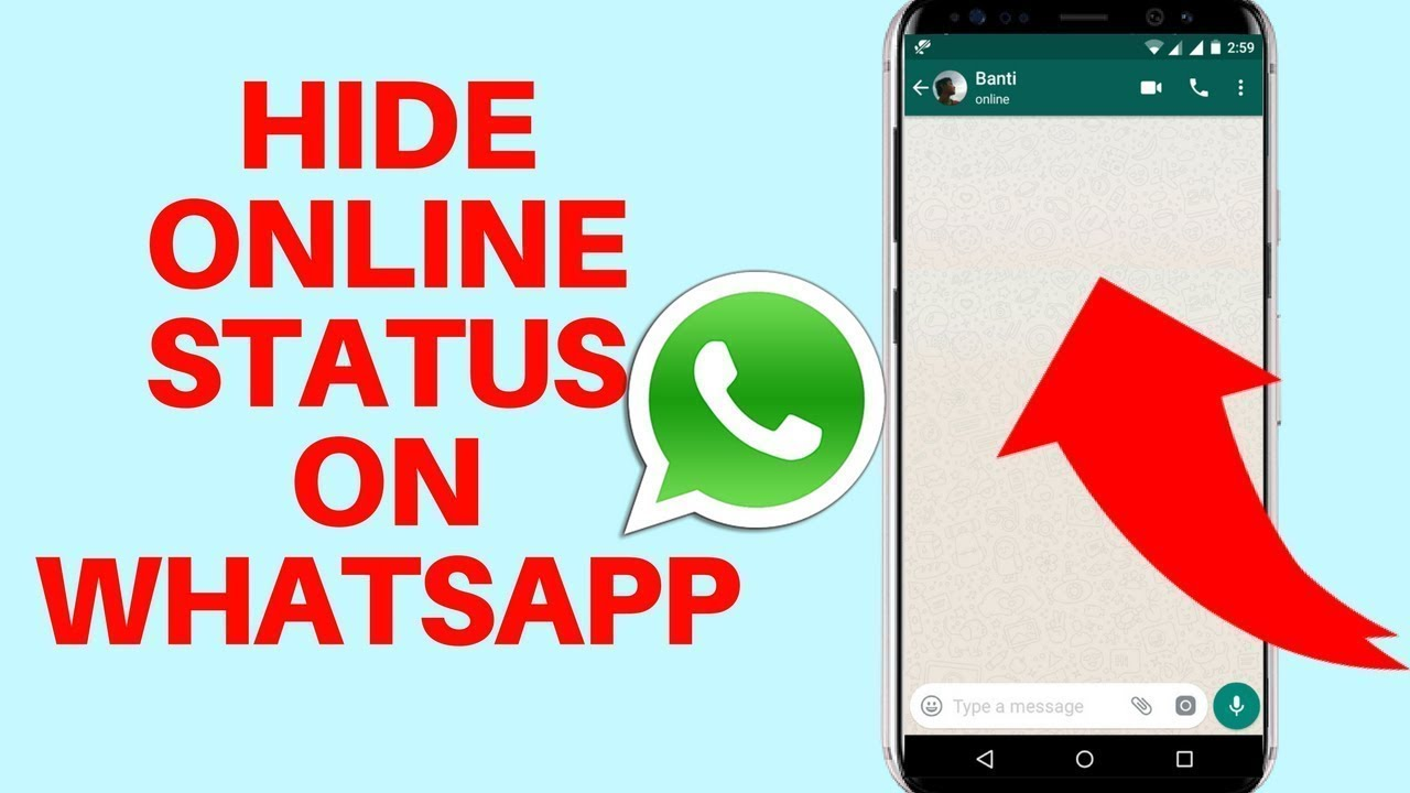 How To Hide Whats App Online Status Whats App New Trick 2018