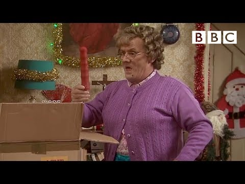 Mammy's whisk - Mrs Brown's Boys: Christmas Specials 2014 - BBC One