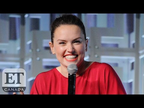 Daisy Ridley Shares Insights On Rey's 'The Last Jedi' Journey | STAR WARS