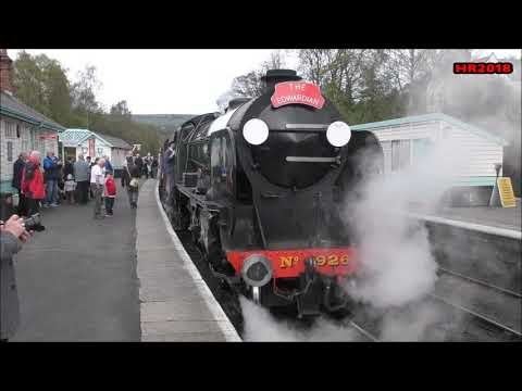 Pocket Rocket & Schools Bashing North Yorkshire Moors Railway