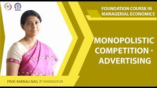Monopolistic Competition - Advertising