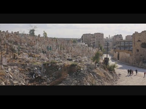VIDEO: Independent.ie inside Aleppo: A tale of two cities