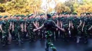 MERINDING..!! YEL..YEL.. Terbaik Prajurit TNI