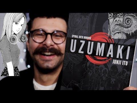 UZUMAKI MANGA REVIEW I Horror Manga Recommendations I Junji Ito
