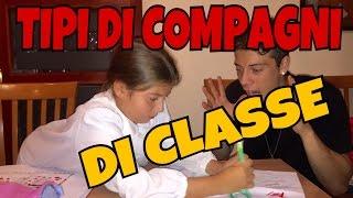 TIPI DI COMPAGNI DI CLASSE