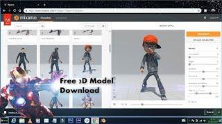 Free 3D model websites | 3d Models download for free