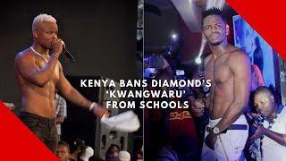 Kenya now bans Diamond's 'Kwangwaru' from schools