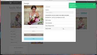 How to tag service providers to your images