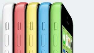 Apple iPhone 5c Colors