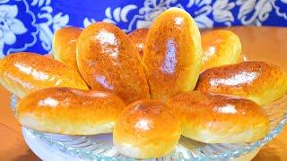 Пирожки с повидлом ✧ Дрожжевые
