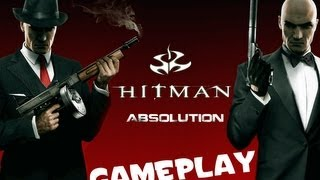 Hitman: Absolution - Sniper Challenge Gameplay [HD 720p]