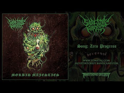 SADISTIK FOREST - ZERO PROGRESS [SINGLE] (2018) SW EXCLUSIVE