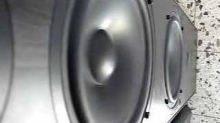 Eltax Universe Front speakers - Bass I Love You