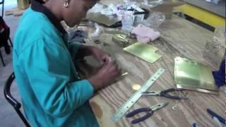 World Shoppe Fair Trade Artisans Making Jewelry