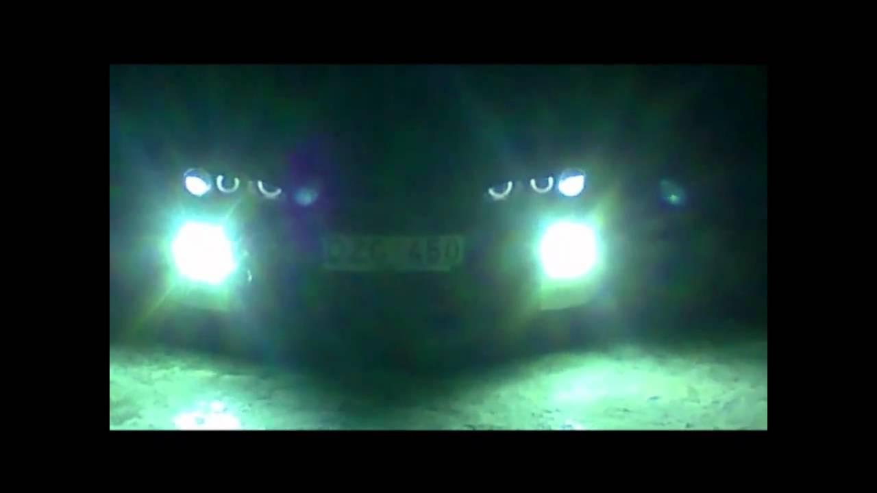 Fiat Bravo Angel Eyes Youtube