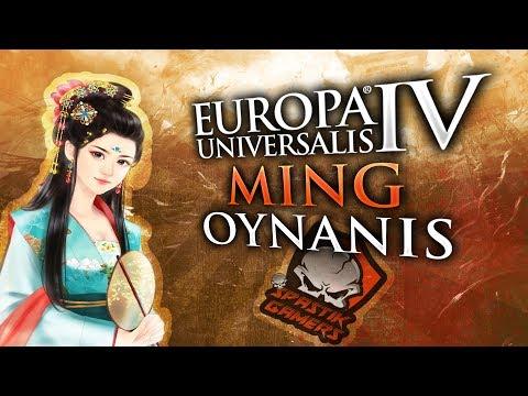 MİNG YENİLMEZ HOCAM / Europa Universalis IV : Türkçe Ming - Bölüm 5