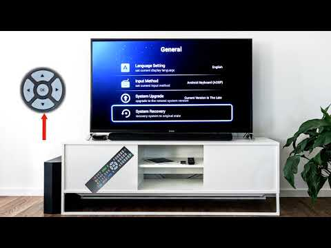 Android TV System Recovery.# Pro Hack