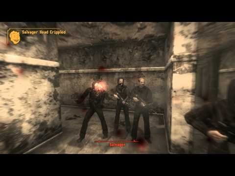 Fallout New Vegas Mods: Dog City - Part 4