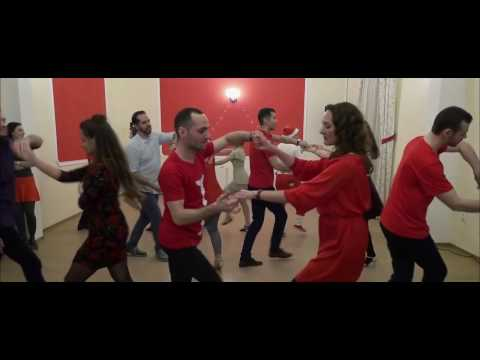 Sonrisa DC Christmas Party - Intermediari 2 Bachata (grupa 2)